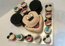 Mickey Mouse Cake - - Quality Cake Company Tamworth