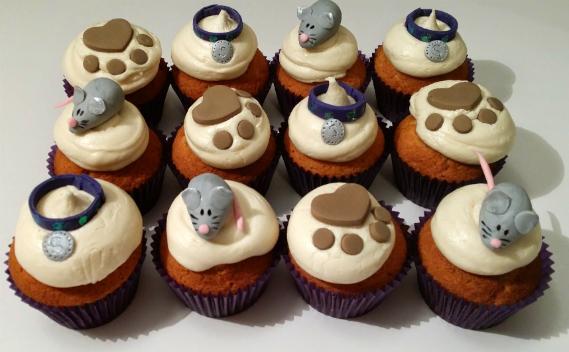 Cat Cupcakes - Quality Cake Company Tamworth