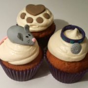 Cat Cupcakes - Quality Cake Company Tamworth