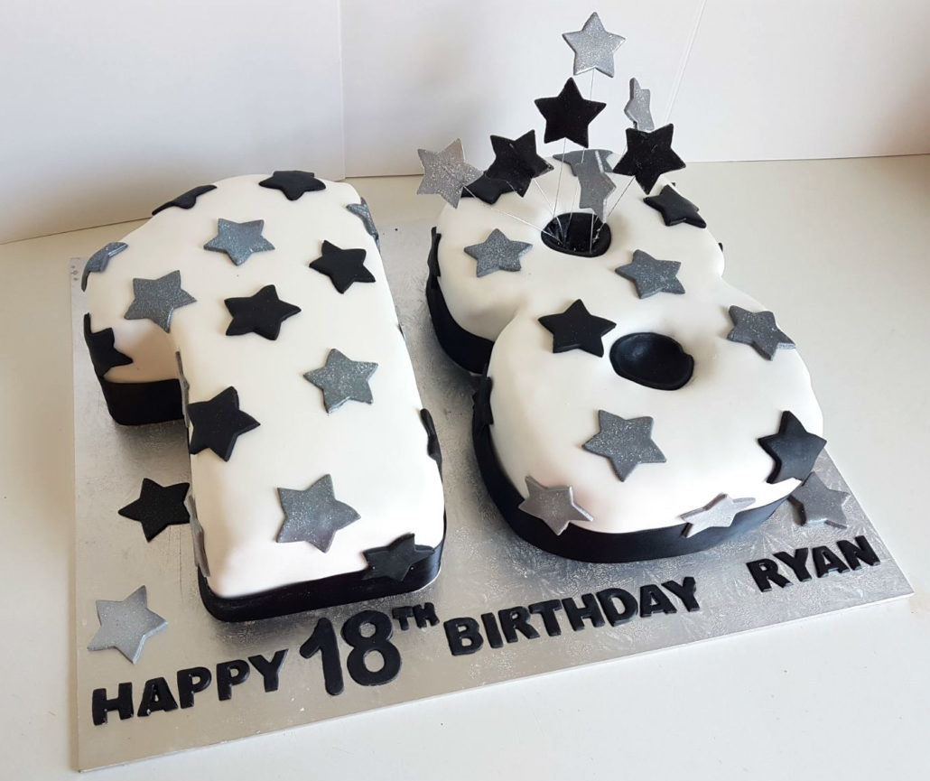 18th Birthday Party Supplies Quality Cake Company Tamworth