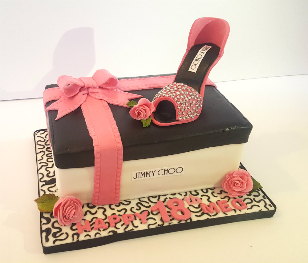 Inspiration Female Birthday Cakes