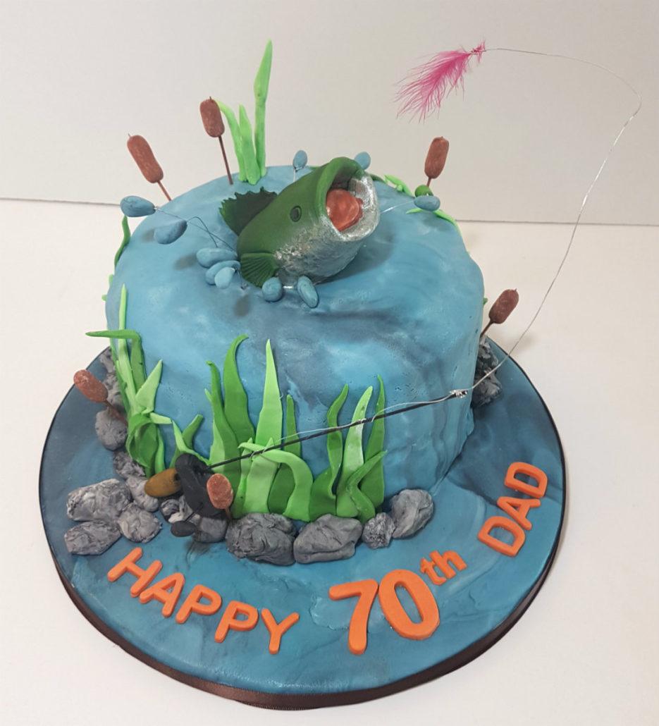 Animal cakes Quality Cake Company Tamworth