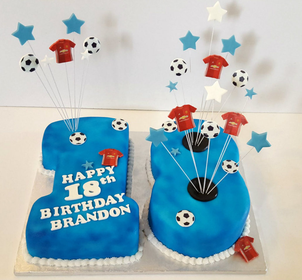Blue And Red Birthday Cake Choice Image Birthday Cake With Candles