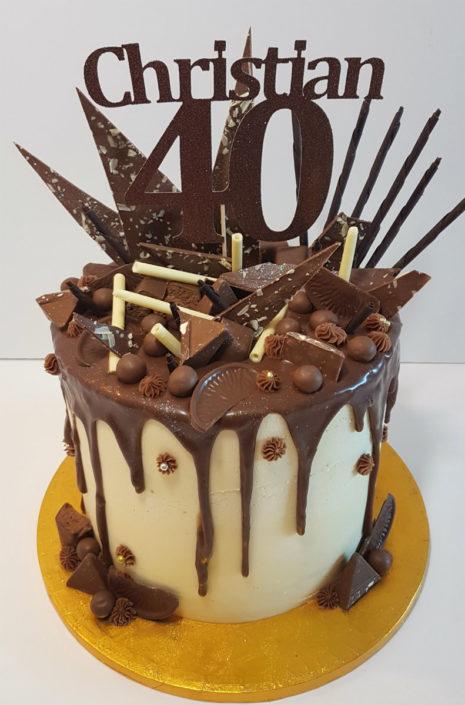 Cake Design For Guys