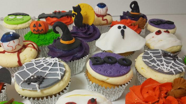 halloween cupcakes tamworth