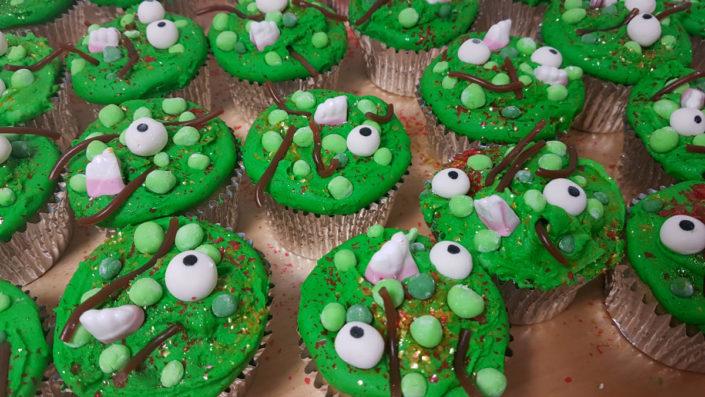 cauldron cupcakes halloween cake tamworth