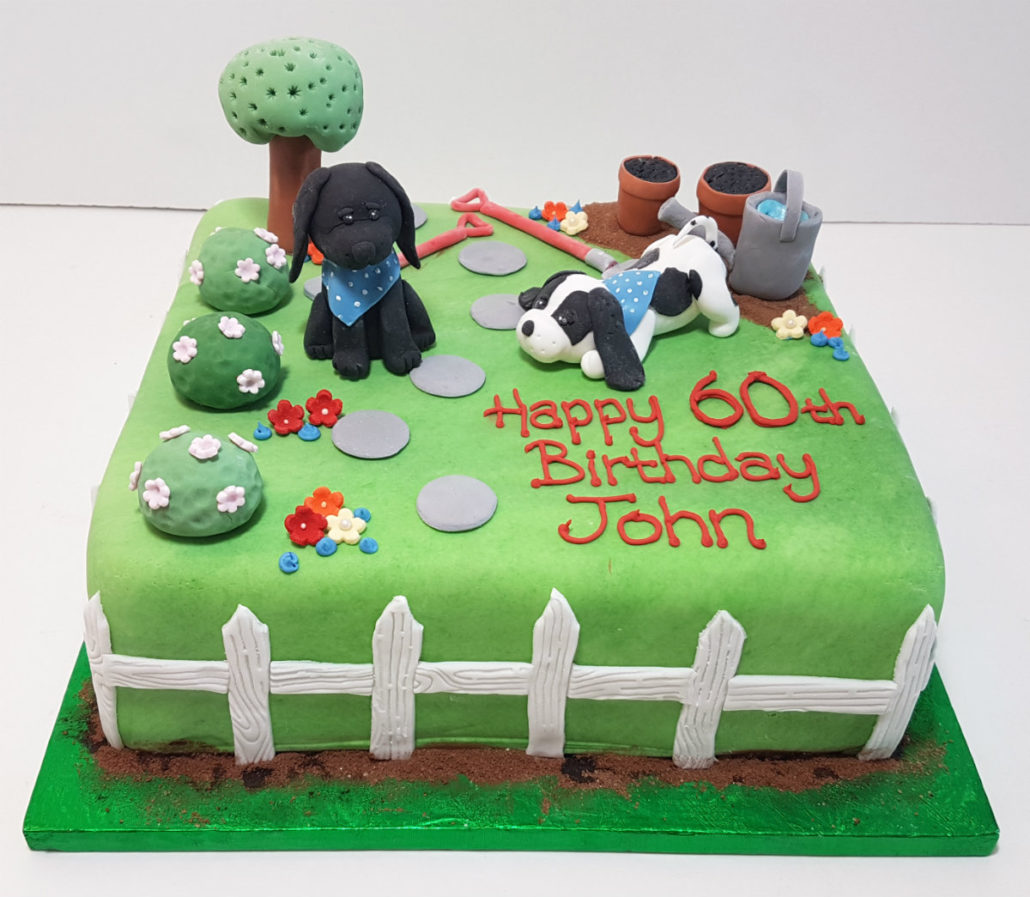 Old Lady Knitting Cake Topper : Animal cakes quality cake company tamworth