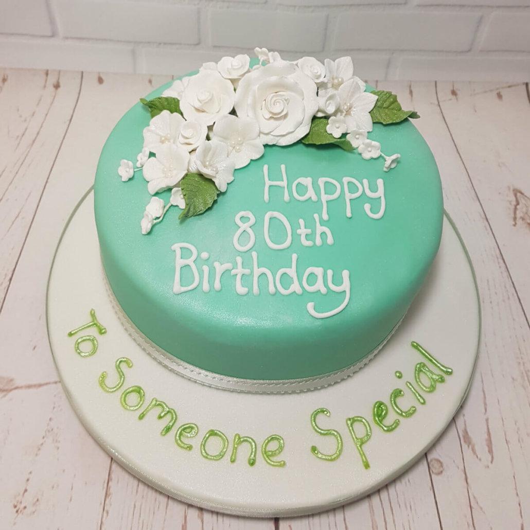 Floral flower theme cakes quality cake company tamworth elegant white flowers izmirmasajfo